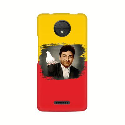 Dr Rajkumar Premium Printed Case For Moto C
