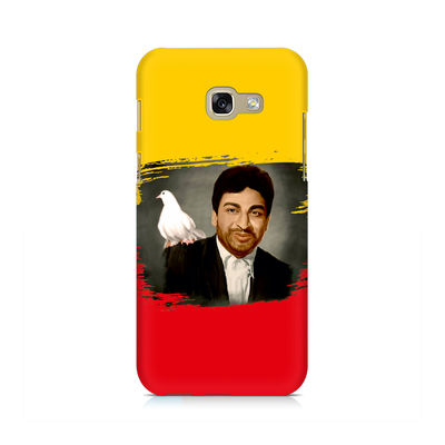 Dr Rajkumar Premium Printed Case For Samsung A3 2017