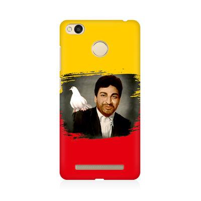 Dr Rajkumar Premium Printed Case For Xiaomi Redmi 3s Prime