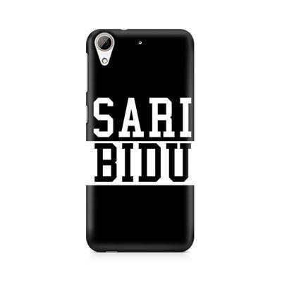 Sari Bidu Premium Printed Case For HTC Desire 626