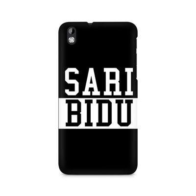 Sari Bidu Premium Printed Case For HTC Desire 816