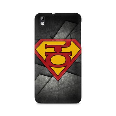 Super Kannadiga Premium Printed Case For HTC Desire 816