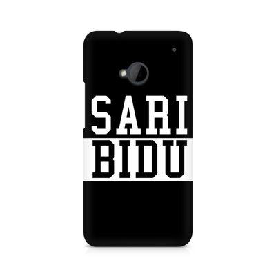 Sari Bidu Premium Printed Case For HTC One M7