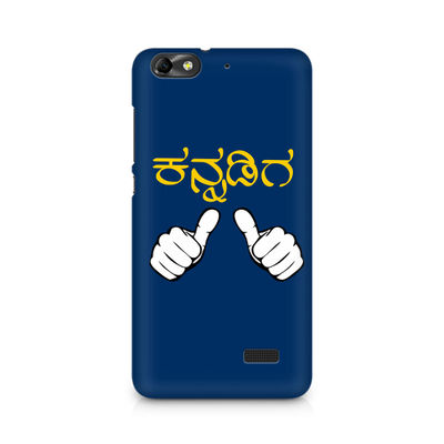 Nanu Kannadiga Premium Printed Case For Huawei Honor 4C