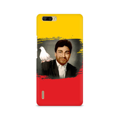 Dr Rajkumar Premium Printed Case For Huawei Honor 6 Plus