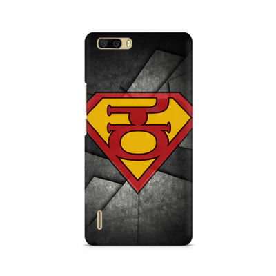 Super Kannadiga Premium Printed Case For Huawei Honor 6 Plus