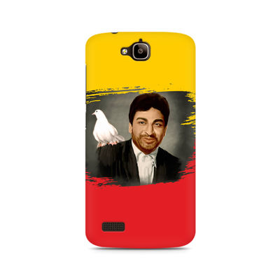 Dr Rajkumar Premium Printed Case For Huawei Honor Holly