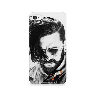 Kichha Sudeep Mobile Back Case Hebbuli 1 Apple iPhone 4