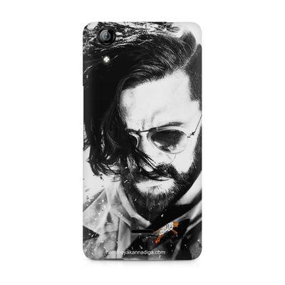 Kichha Sudeep Mobile Back Case Hebbuli 1 Micromax Canvas Selfie 2 Q340