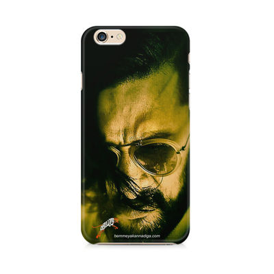 Kichha Sudeep Mobile Back Case Hebbuli 2 Apple iPhone 6