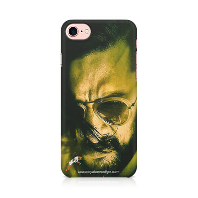 Kichha Sudeep Mobile Back Case Hebbuli 2 Apple iPhone 7