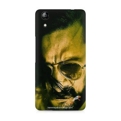Kichha Sudeep Mobile Back Case Hebbuli 2 Micromax Canvas Selfie 2 Q340