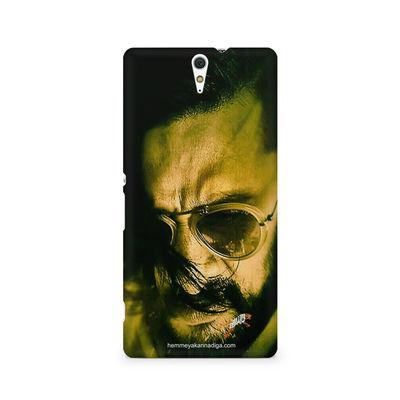 Kichha Sudeep Mobile Back Case Hebbuli 2 Sony Xperia C5