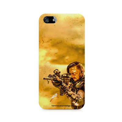 Kichha Sudeep Mobile Back Case Hebbuli 3 Apple iPhone 5