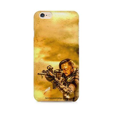 Kichha Sudeep Mobile Back Case Hebbuli 3 Apple iPhone 6 Plus
