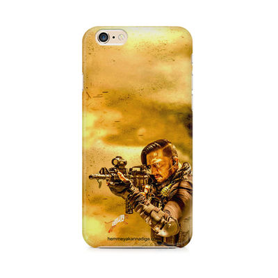 Kichha Sudeep Mobile Back Case Hebbuli 3 Apple iPhone 6