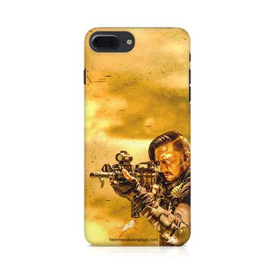 Kichha Sudeep Mobile Back Case Hebbuli 3 Apple iPhone 7 Plus