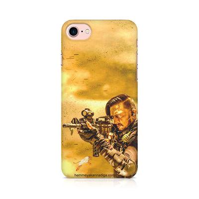 Kichha Sudeep Mobile Back Case Hebbuli 3 Apple iPhone 7