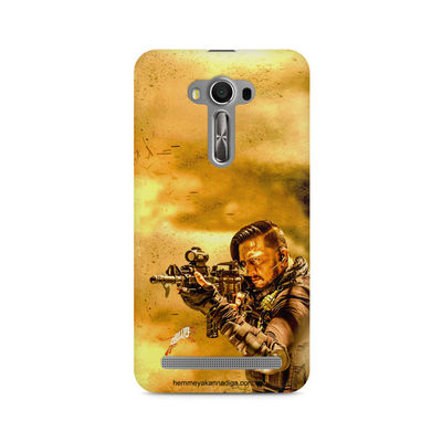 Kichha Sudeep Mobile Back Case Hebbuli 3 Asus Zenfone 2 Laser ZE500ML