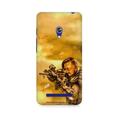 Kichha Sudeep Mobile Back Case Hebbuli 3 Asus Zenfone 5