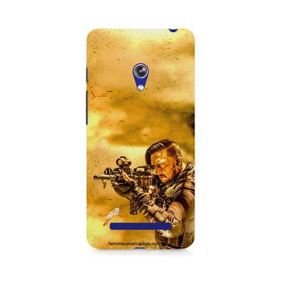 Kichha Sudeep Mobile Back Case Hebbuli 3 Asus Zenfone Go