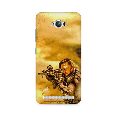Kichha Sudeep Mobile Back Case Hebbuli 3 Asus Zenfone Max