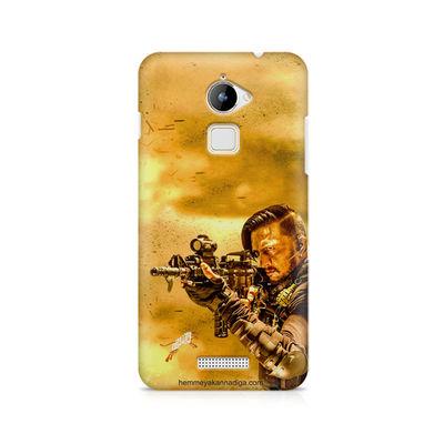 Kichha Sudeep Mobile Back Case Hebbuli 3 Coolpad Note 3 Lite