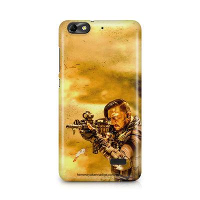 Kichha Sudeep Mobile Back Case Hebbuli 3 Huawei Honor 4C