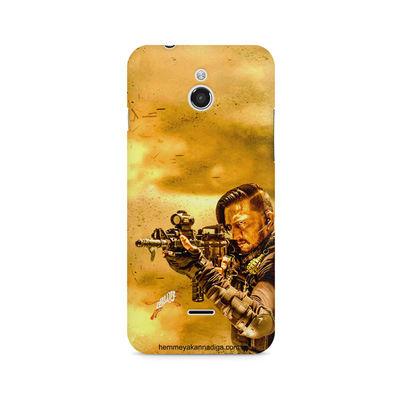 Kichha Sudeep Mobile Back Case Hebbuli 3 InFocus M2