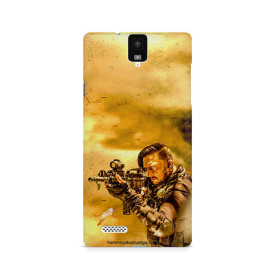 Kichha Sudeep Mobile Back Case Hebbuli 3 InFocus M330