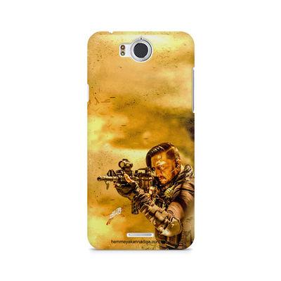 Kichha Sudeep Mobile Back Case Hebbuli 3 InFocus M530