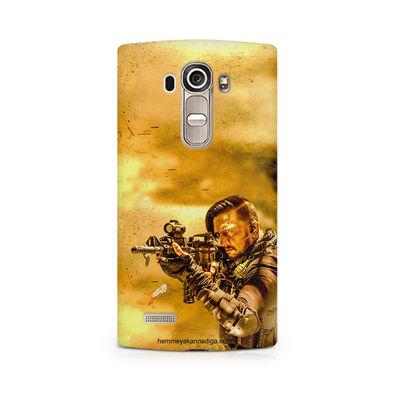 Kichha Sudeep Mobile Back Case Hebbuli 3 LG G4