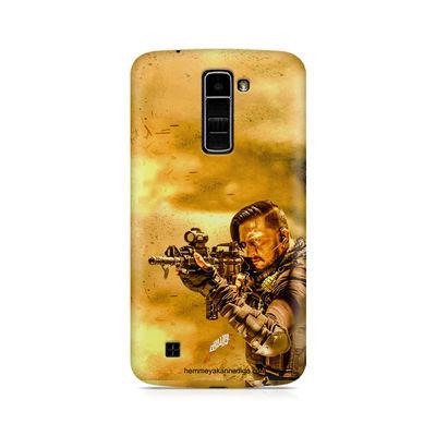 Kichha Sudeep Mobile Back Case Hebbuli 3 LG K10