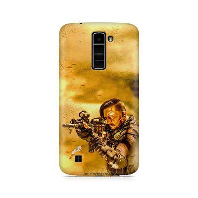 Kichha Sudeep Mobile Back Case Hebbuli 3 LG K7
