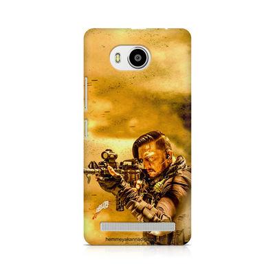 Kichha Sudeep Mobile Back Case Hebbuli 3 Lenovo A7700