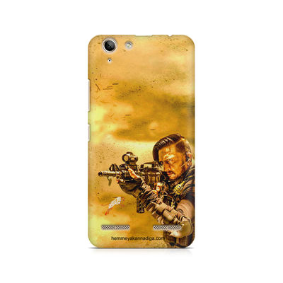 Kichha Sudeep Mobile Back Case Hebbuli 3 Lenovo K5 Plus