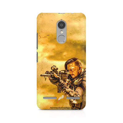 Kichha Sudeep Mobile Back Case Hebbuli 3 Lenovo Vibe K6