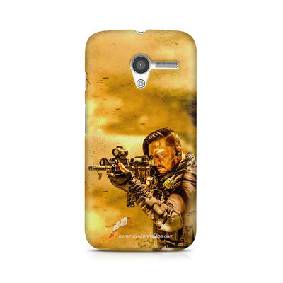 Kichha Sudeep Mobile Back Case Hebbuli 3 Moto X