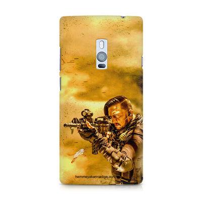 Kichha Sudeep Mobile Back Case Hebbuli 3 OnePlus Two
