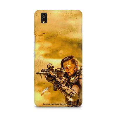 Kichha Sudeep Mobile Back Case Hebbuli 3 OnePlus X