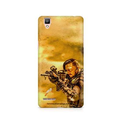 Kichha Sudeep Mobile Back Case Hebbuli 3 Oppo F1