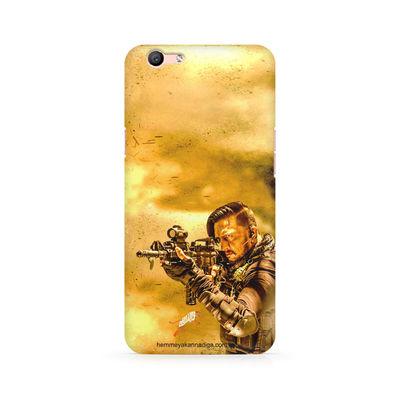 Kichha Sudeep Mobile Back Case Hebbuli 3 Oppo F1s