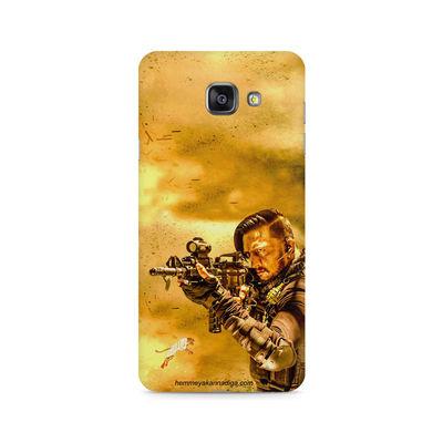 Kichha Sudeep Mobile Back Case Hebbuli 3 Samsung A7 2016