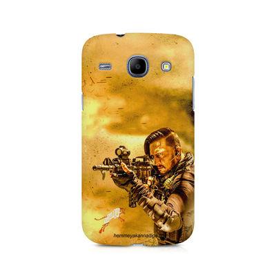 Kichha Sudeep Mobile Back Case Hebbuli 3 Samsung Core I8262