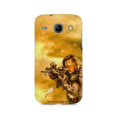 Kichha Sudeep Mobile Back Case Hebbuli 3 Samsung Grand Duos 9082