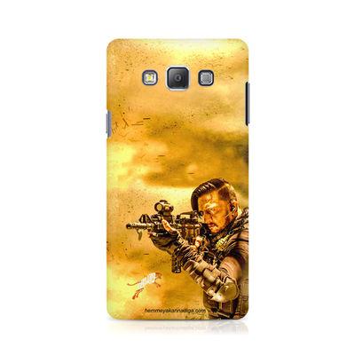 Kichha Sudeep Mobile Back Case Hebbuli 3 Samsung Grand Prime G5308