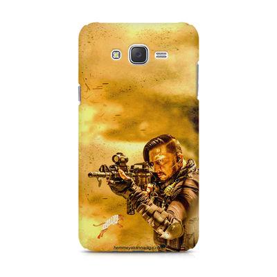 Kichha Sudeep Mobile Back Case Hebbuli 3 Samsung J1 2016 Version