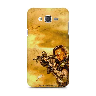 Kichha Sudeep Mobile Back Case Hebbuli 3 Samsung J1 Ace