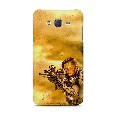 Kichha Sudeep Mobile Back Case Hebbuli 3 Samsung J1