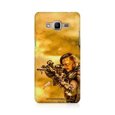 Kichha Sudeep Mobile Back Case Hebbuli 3 Samsung J2 Prime